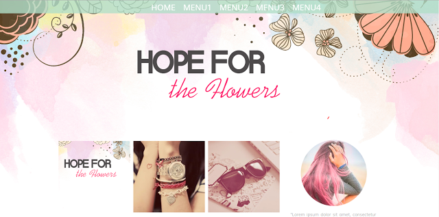 hope for the - layout