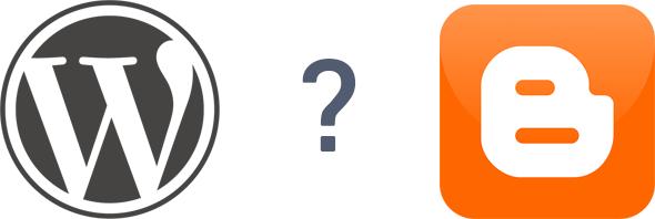 blogger ou wordpress qual seria o melhor?